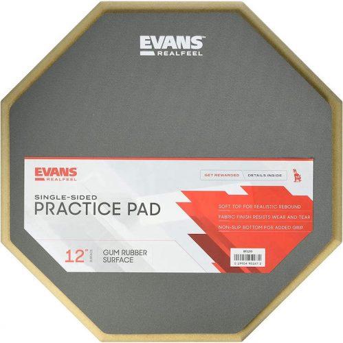 RealFeel by Evans Practice Pad