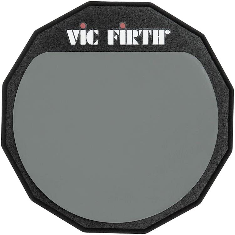 Vic Firth 6 Single-Sided Practice Pad