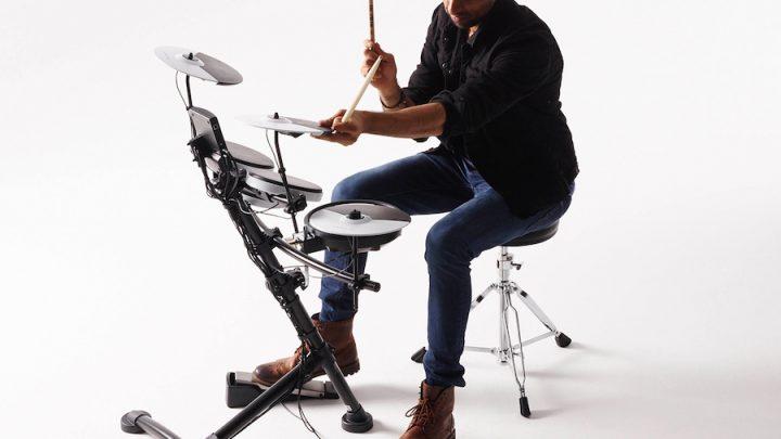 roland td-1k drum set