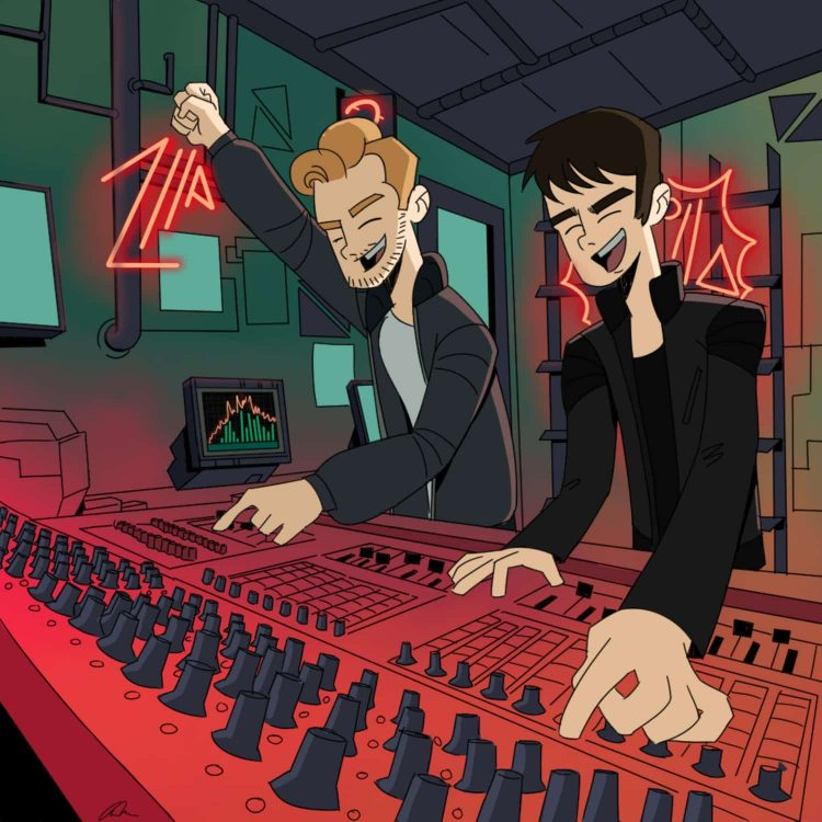 Interview with DJs Arno Cost and Norman Doray