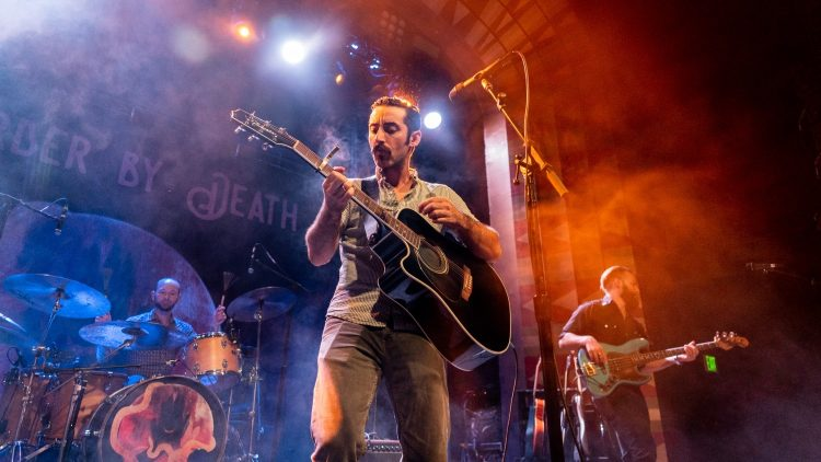 Murder By Death's Adam Turla on Space Operas and Haunted Hotels