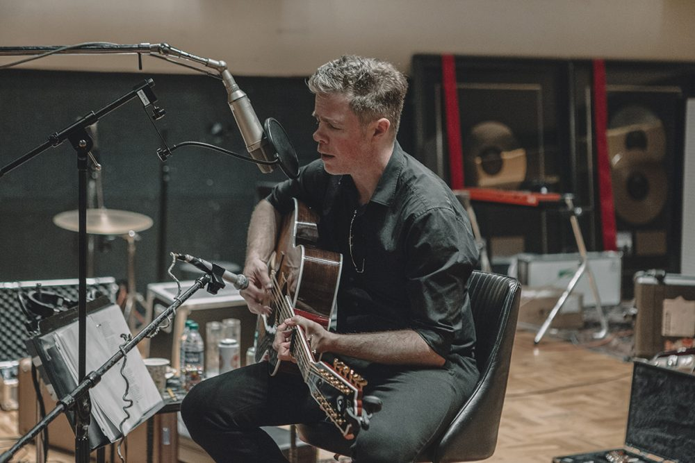 Josh Ritter on Using Music to Speak Out