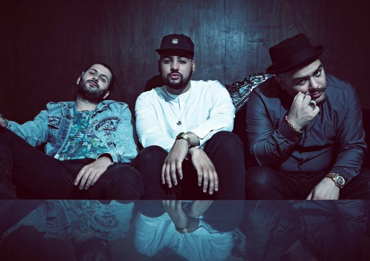 Garage Trio JADED