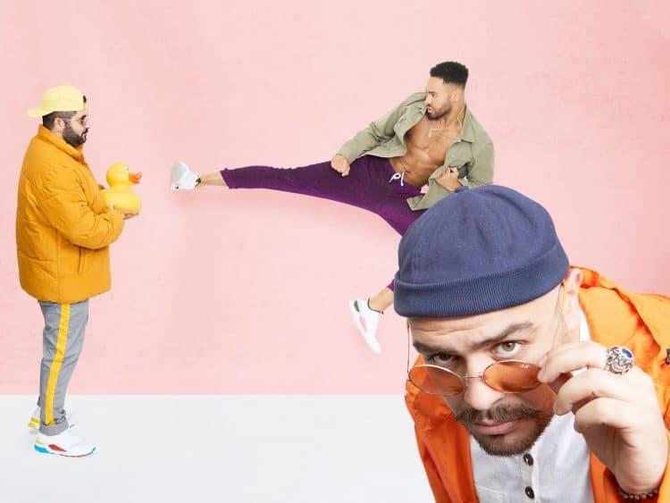 "Garage Trio JADED Go ""Slippin'"" on New Single"