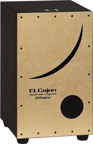Roland EC-10 ELCajon Electronic Layered Cajon