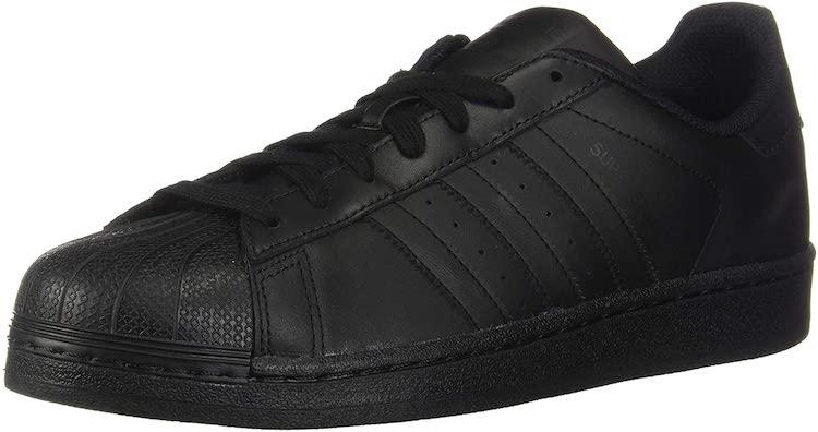 adidas Originals Men's Superstar Black
