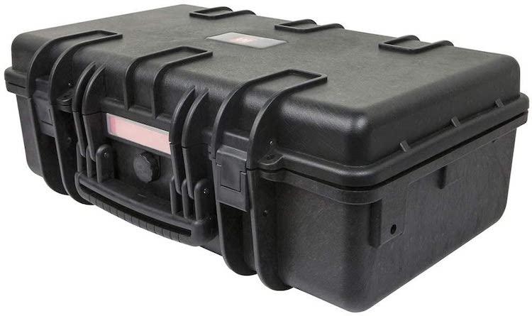Monoprice Weatherproof : Shockproof Hard Case