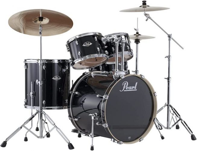 Pearl EXX725S:C 5-Piece Drum Set