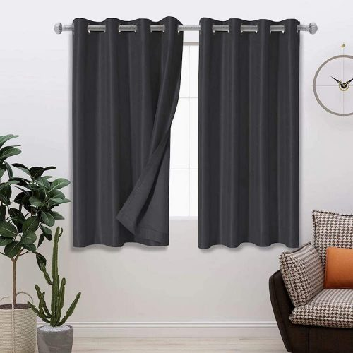 LORDTEX Blackout Noise Reducing Curtains