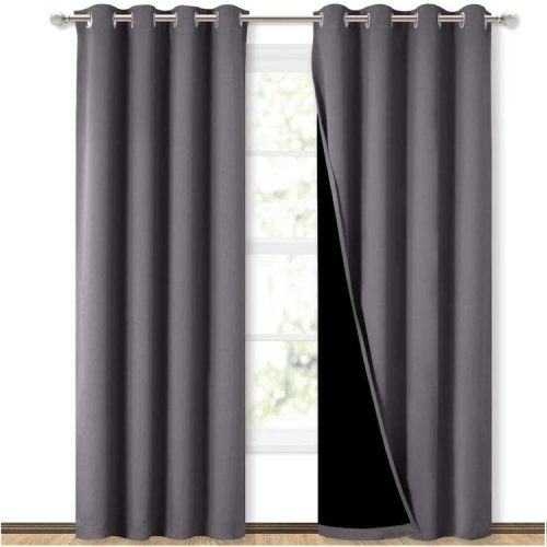 Nicetown Noise Reducing Curtains