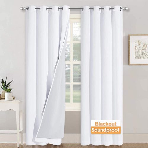 RYB Blackout and Soundproof Curtain