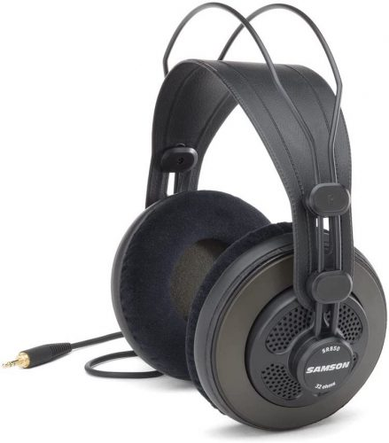 Samson Technologies SR850 Semi Open-Back Studio Reference Headphones