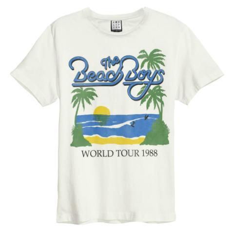 Beach Boys T-Shirt - 1988 World Tour