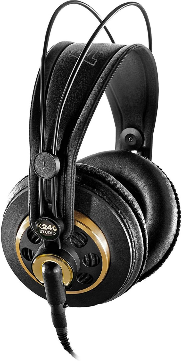 AKG-Pro-Over-Ear-Headphone-Under-200-Budget-Friendly-Studio-Headphone