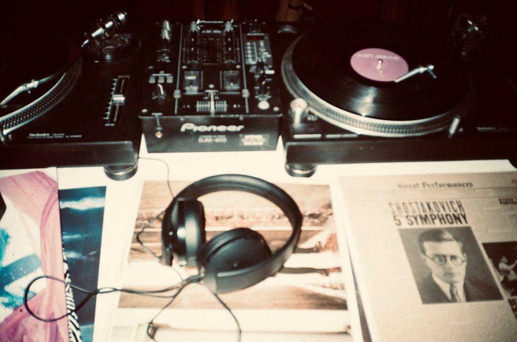 Best DJ Headphones records
