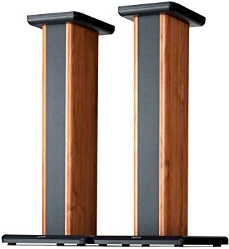Edifier-SS02-25.6-inch-Wood-Grain-Speaker-Stands