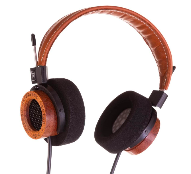 Wired Open-Back Stereo Headphones
