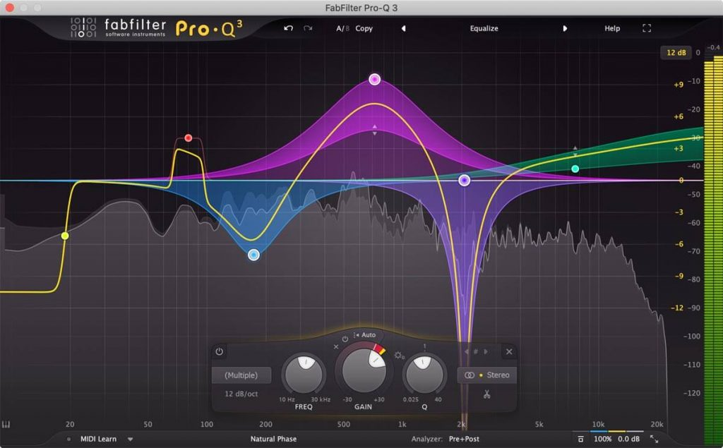 Pro-Q 3 by FabFilter