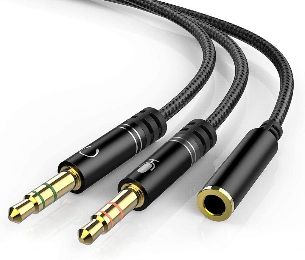 KOOPAO Audio Splitter