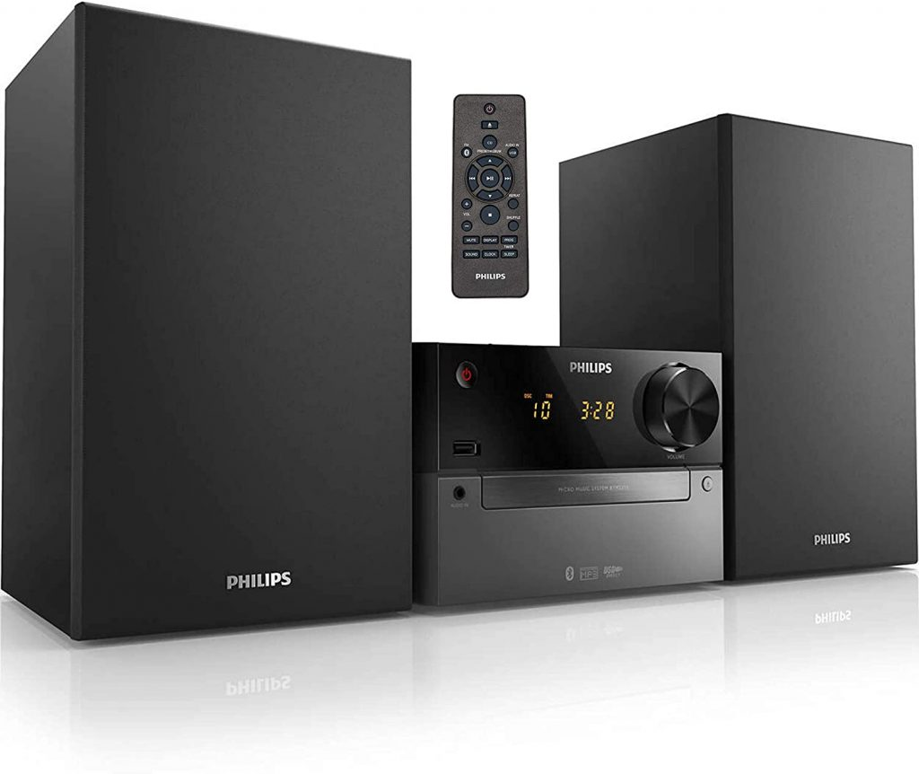 Philips Compact Bluetooth Stereo System