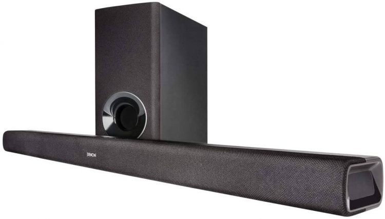 Denon DHT-S316 Home Theater System Wireless Subwoofer – Best Overall Option