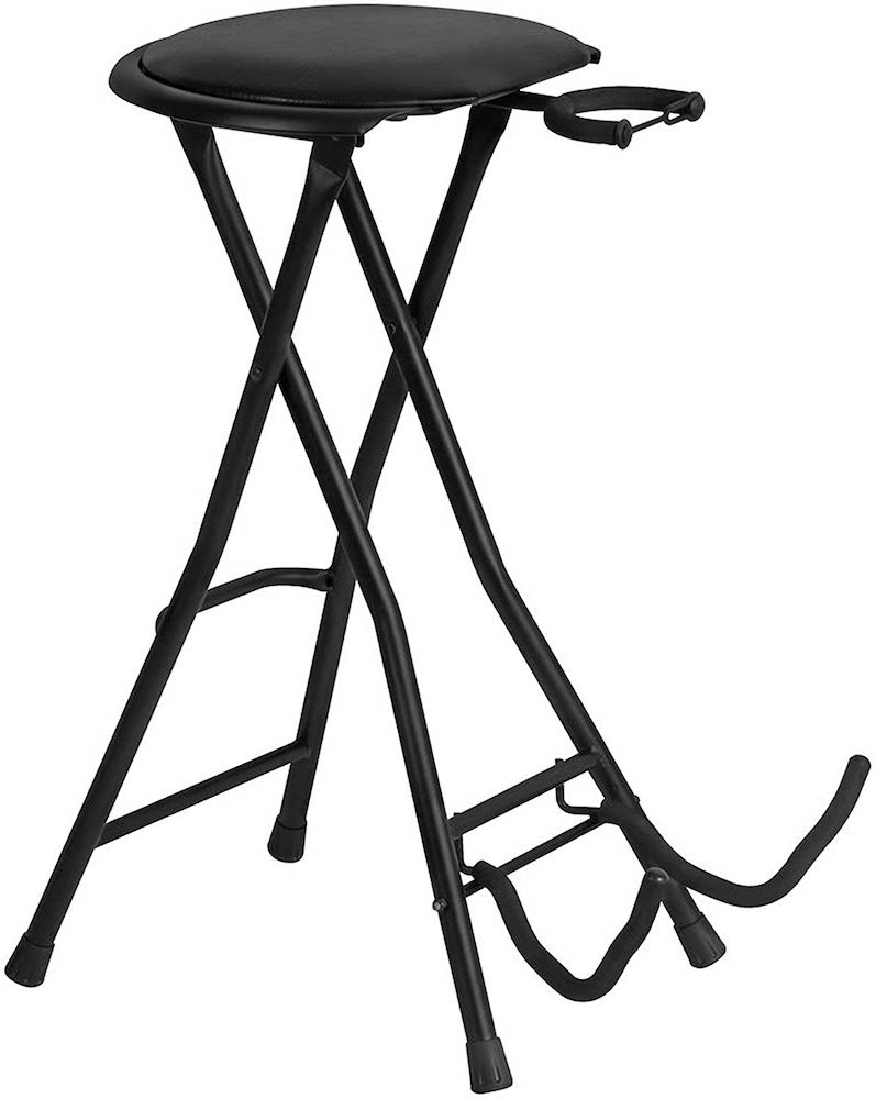 On-Stage DT7500 Guitarist Stool with Footrest