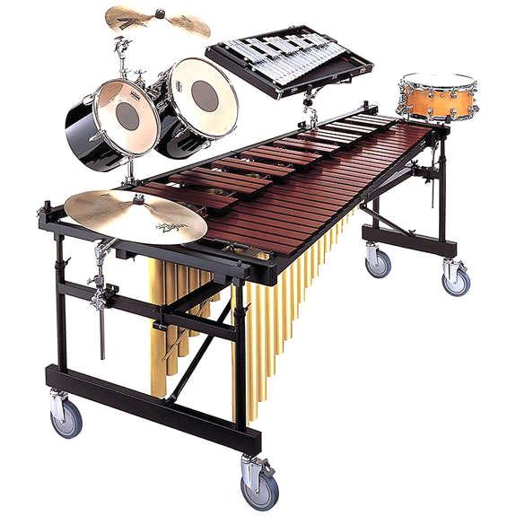 front ensemble drum